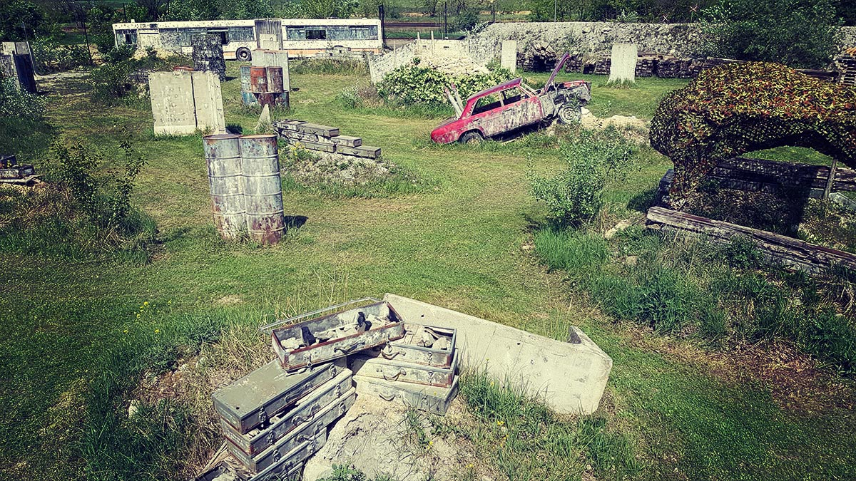 The Battlefield - fun-paintball.at