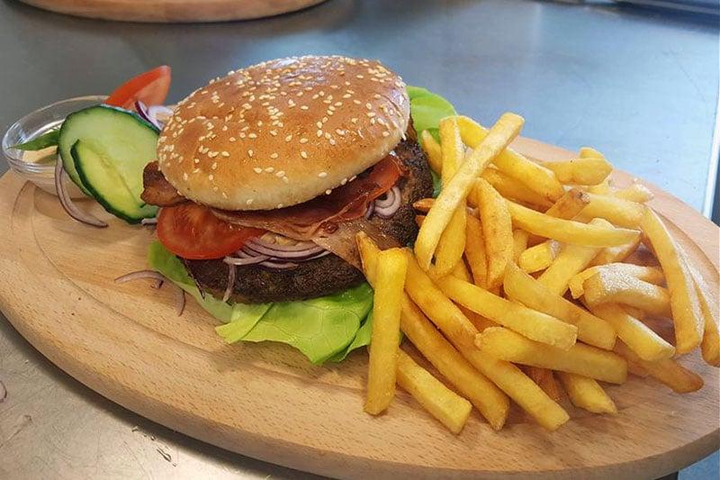 Schotterwerk Schönfeld Snacks & Burger