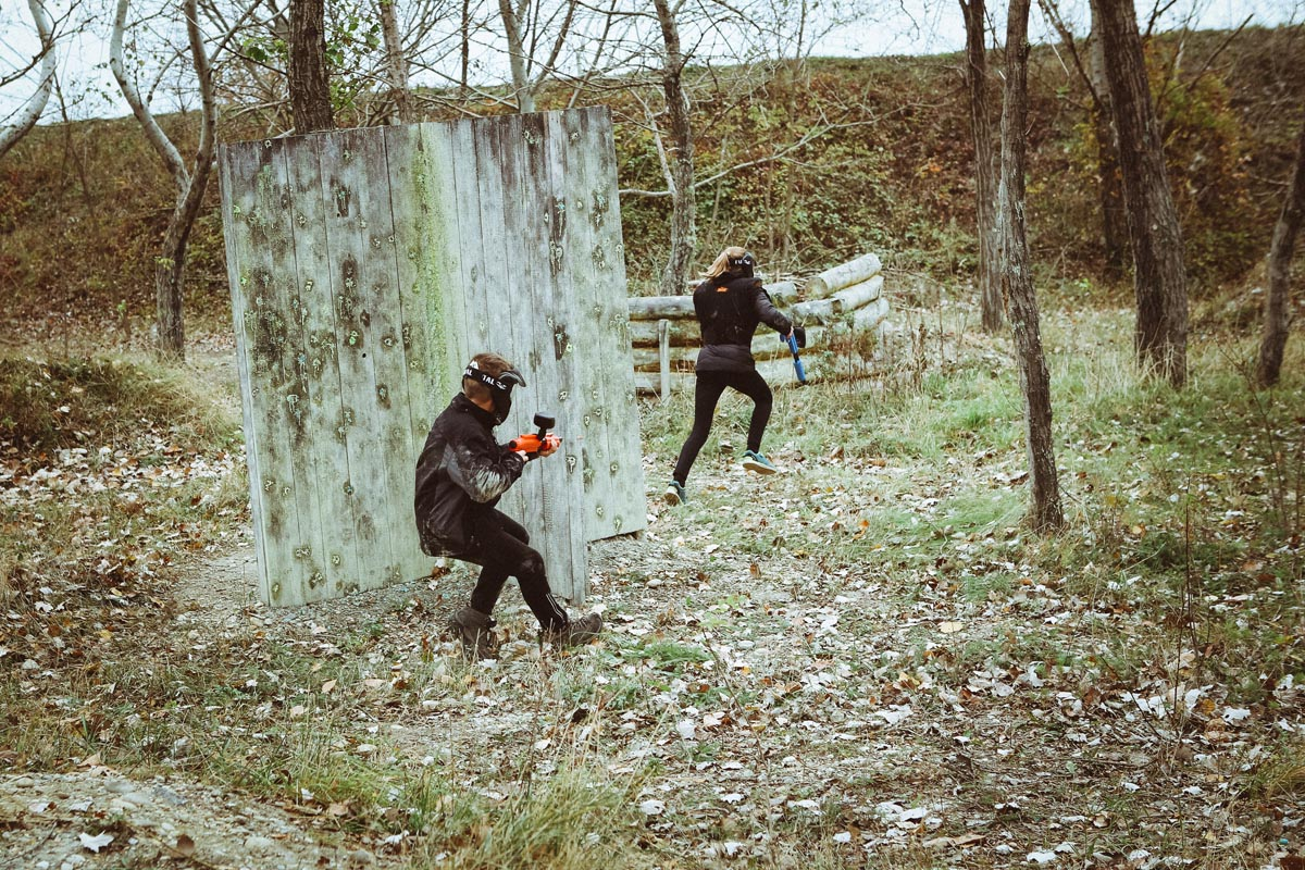 Pure Paintball Action